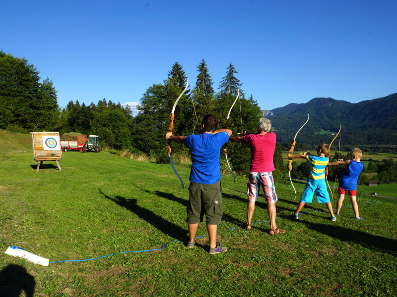 Archery for young & old