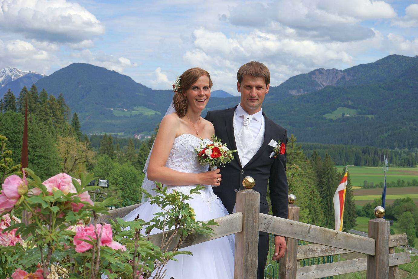 Wedding at Hotel Glocknerhof