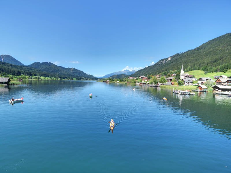 nearby Weissensee