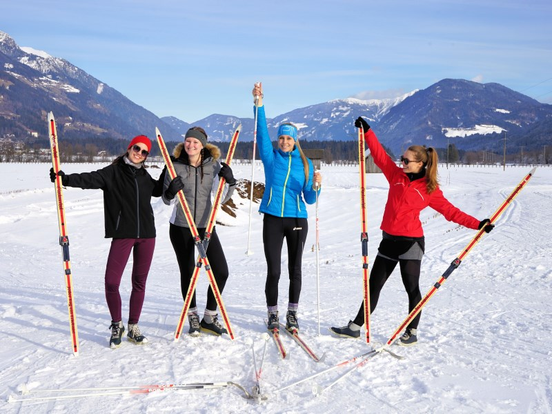 Cross country ski - nordic ski