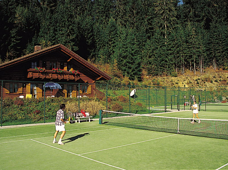 Three top sand courts - Hotel Glocknerhof